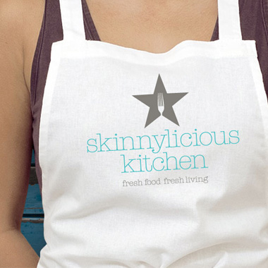 Skinnylicious kitchen