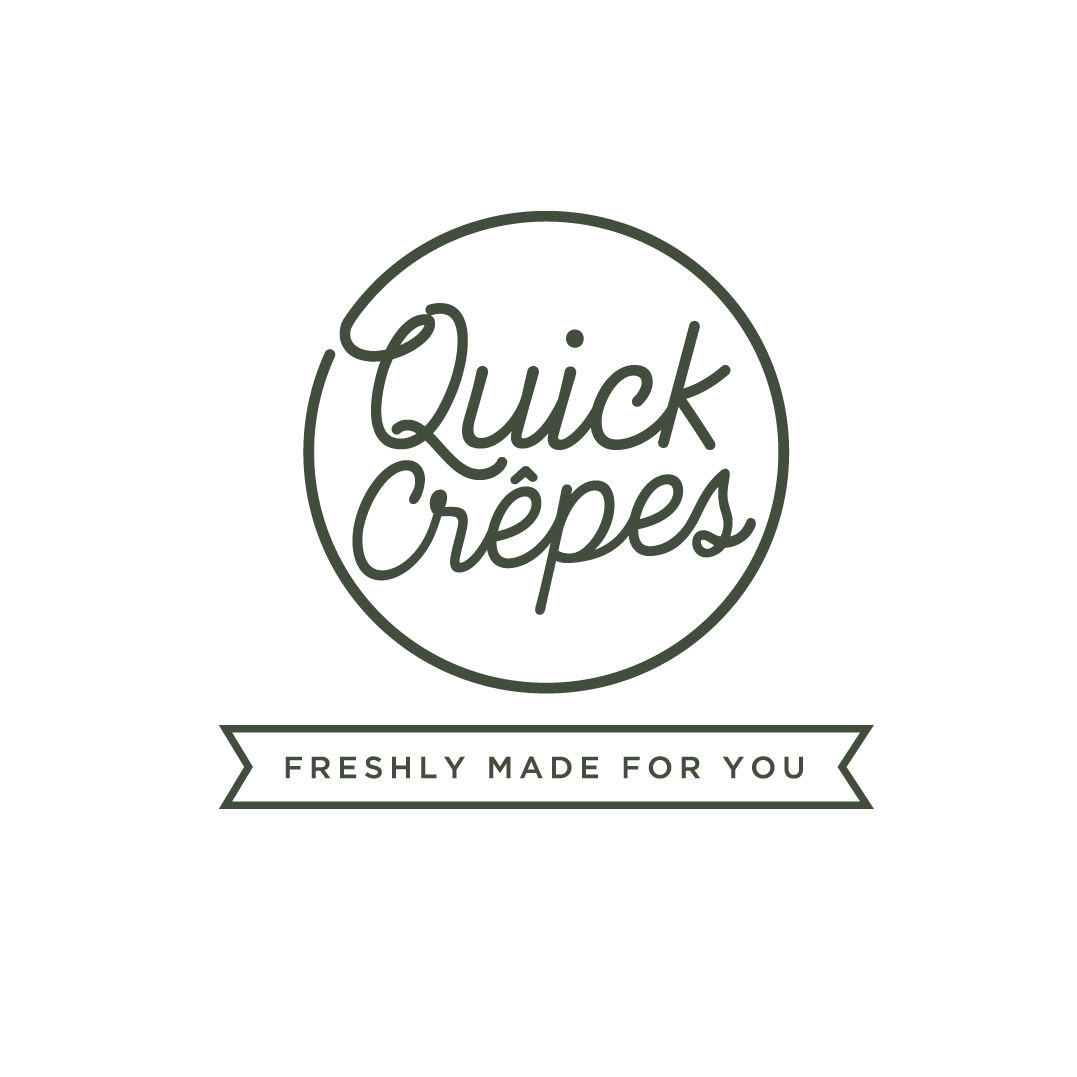 Quick crepes logo