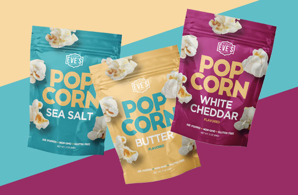 Eves bakery pop corn