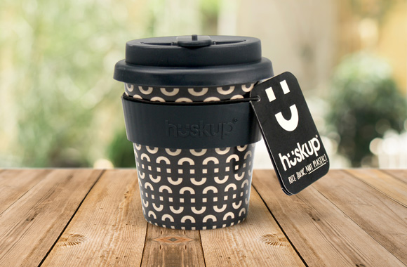 Huskup Resusable coffee cup